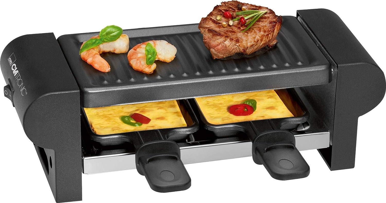 Análisis de las mejores Mini Raclettes. La opción portátil para 1 o 2 personas. 2