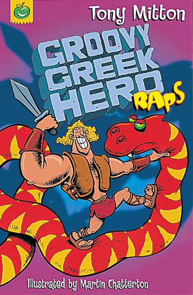 Read Online Groovy Greek Hero Raps (Rap Rhymes) pdf epub