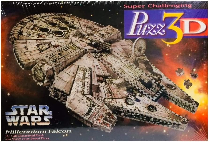 star wars 3d puzzle