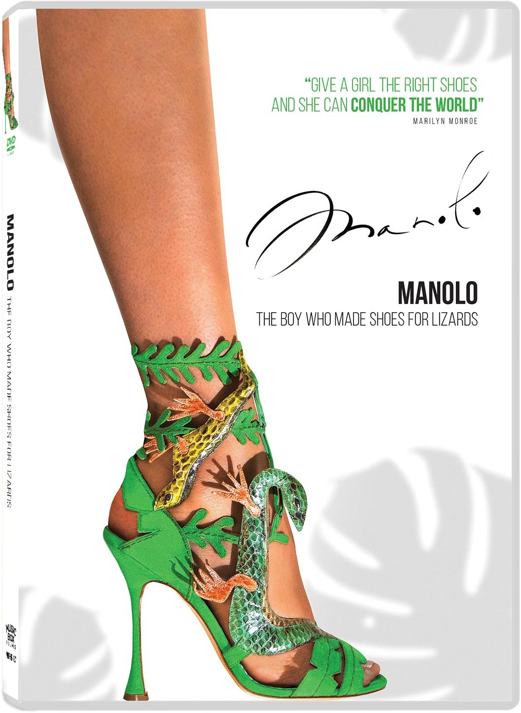 Manolo DVD cover