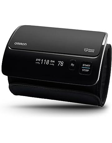 OMRON EVOLV - Tensiómetro de Brazo Todo en Uno, Inalámbrico, Bluetooth, Aplicación OMRON
