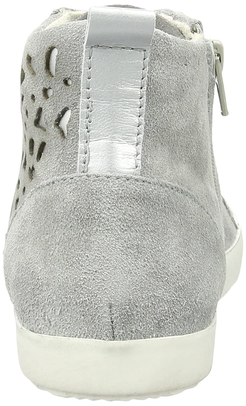 Tamaris 25220 Damen 25220 Tamaris High-Top Grau (Grau/Silver 296) c984db