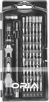 60-Pieces Oria Precision Screwdriver Kit