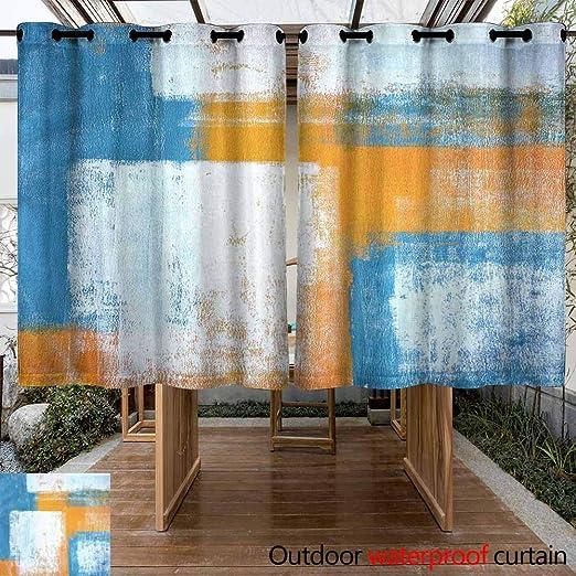 VIVIDX - Cortina de Exterior para el hogar, jardín, Ventanas, Navidad, recámara, decoración de Pared para Interiores y Exteriores: Amazon.es: Jardín