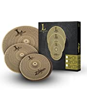 Zildjian LV348 L80 Low Volume 13/14/18 Cymbal Box Set
