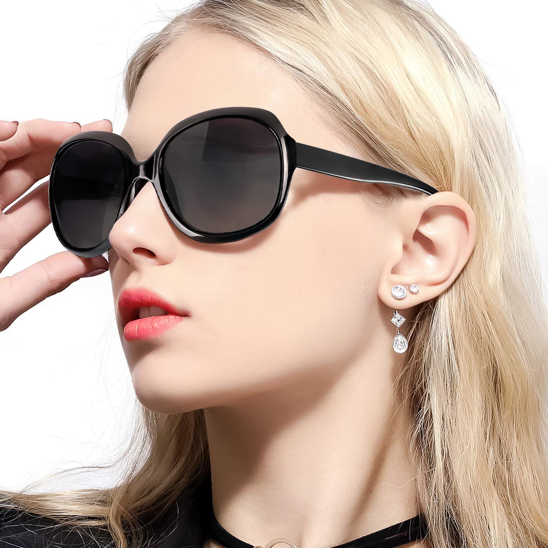 27ff75851e2 FIMILU Oversized Sunglasses for Women