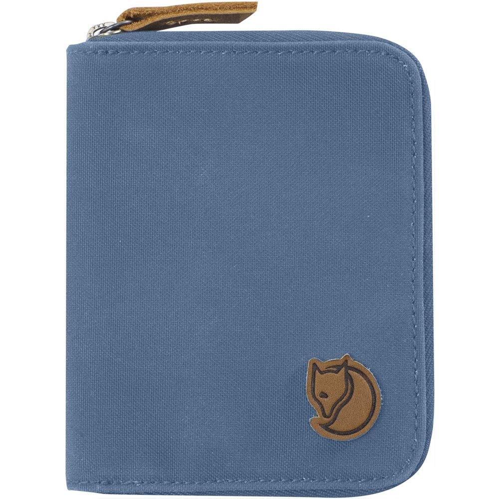 Fjallraven - Zip Wallet, Blue Ridge