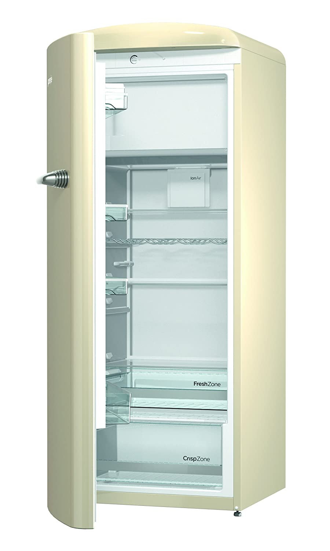 Gorenje ORB 153 C-L Kühlschrank mit Gefrierfach / A+++ / Höhe 154 ...