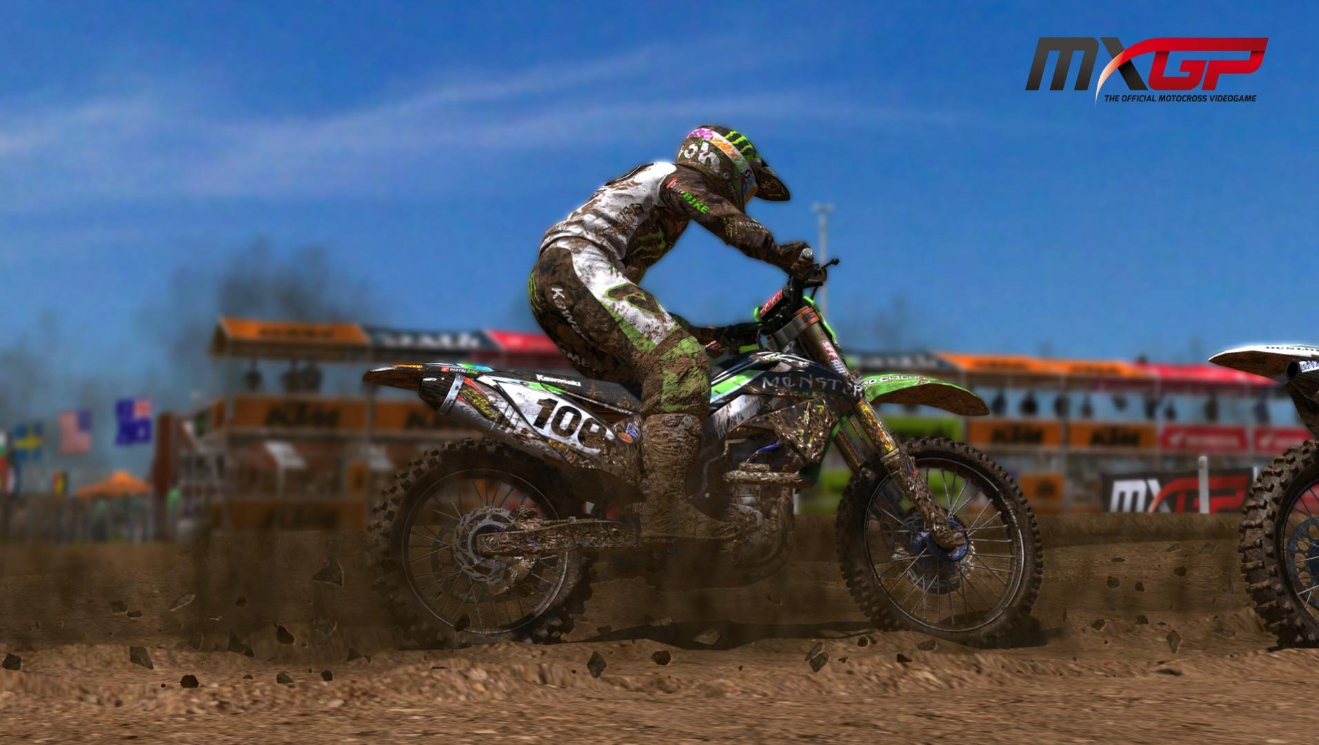 MXGP 14: The Official Motocross Videogame by Bandai (Image #27)