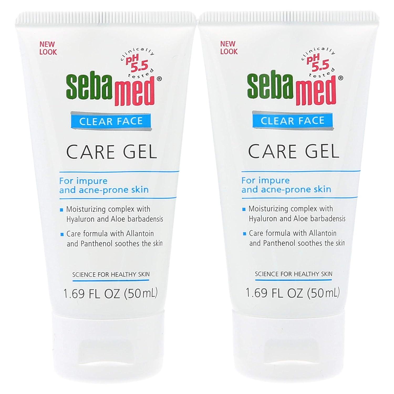 sebamed clear face care gel