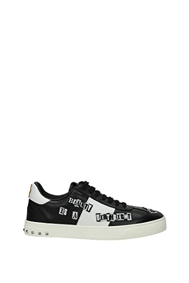Valentino Garavani Sneakers Herren Leder 0s0a08wvk Eu Amazon