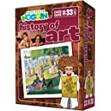 Professor Noggin's History of Art Trivia Card Game - an Educational Trivia Based Card Game for Kids - Trivia, True or False,