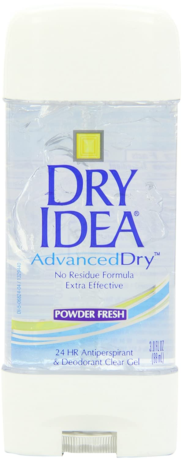 Amazoncom Dry Idea Advanced Clear Gel Anti Perspirant