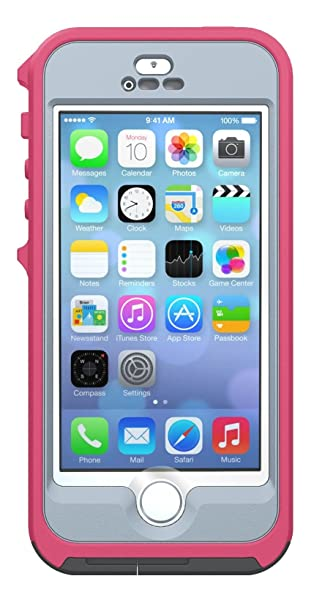 best service a1800 d1700 OtterBox Preserver Series Waterproof Case for iPhone 5 & 5S / SE - Primrose