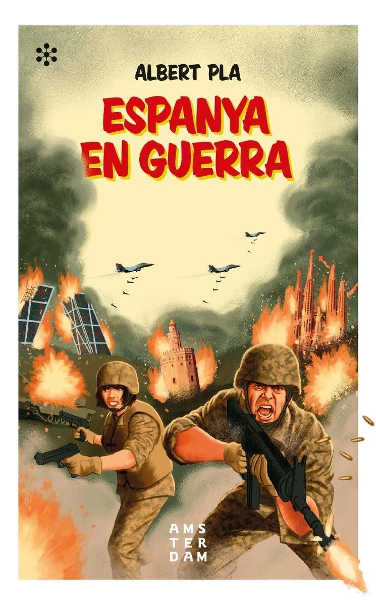 Espanya en guerra (NOVEL-LA): Amazon.es: Pla i Àlvarez, Albert, Sales i Sariola, Martí: Libros