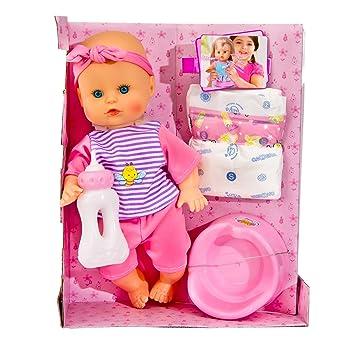 Altına çiş Yapan Et Bebek Modelleri Kız çocuk Oyuncak Setleri