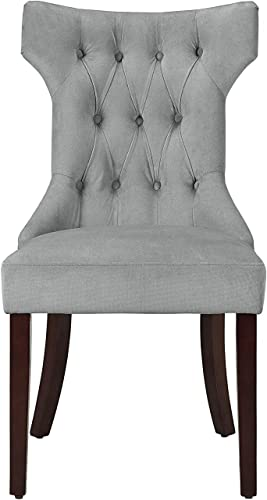 Dorel Living Clairborne Upholstered dining chair