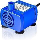 Zerone Silencioso Bomba De Agua Eléctrica Sumergible De Nueva Generación, 5.9 Pies De Largo Cable, Bajo…