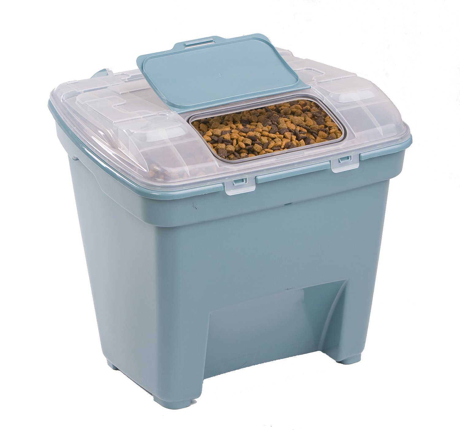 Pet Supplies : Bergan 50 Pound Smart Storage, Large   Color May Vary : Pet  Food Storage Products : Amazon.com