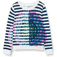 Desigual Jers_Haiti suéter para Niñas