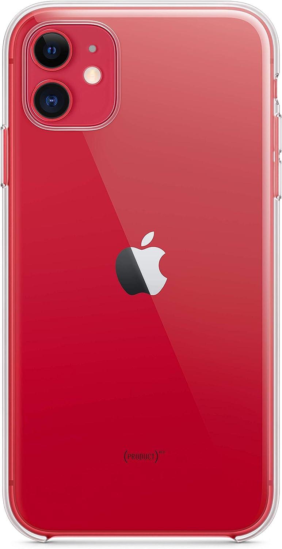 Apple Funda Transparente para el iPhone 11