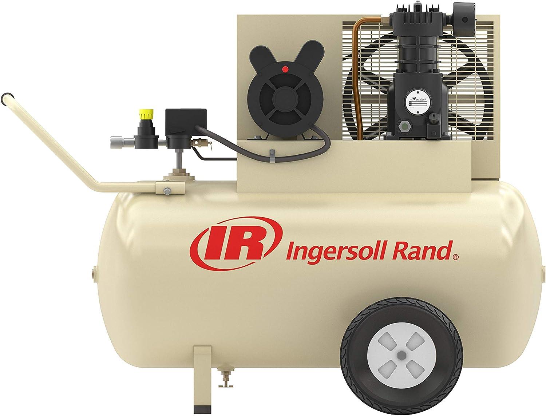 Ingersoll-Rand Hot Dog Compressor