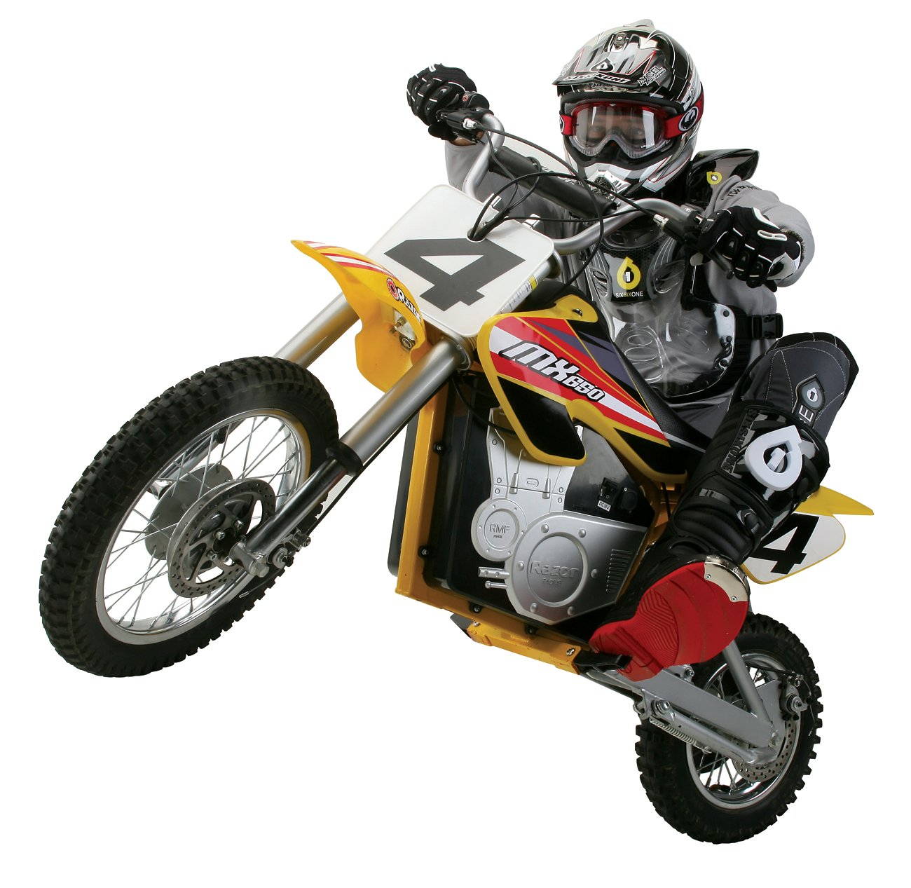 Razor MX650 Dirt Rocket Electric Motocross Bike by Razor (Image #2)