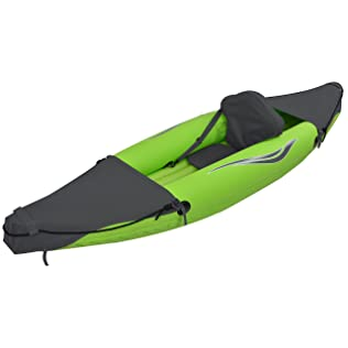 Outdoor Tuff Stinger 3 OTF-2751PK Inflatable One-Person Sport Kayak