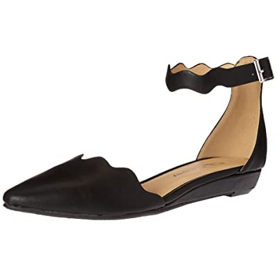 Amazon.com | CL by Chinese Laundry Women's Studio Pointed Toe Two Piece Flat | Flats