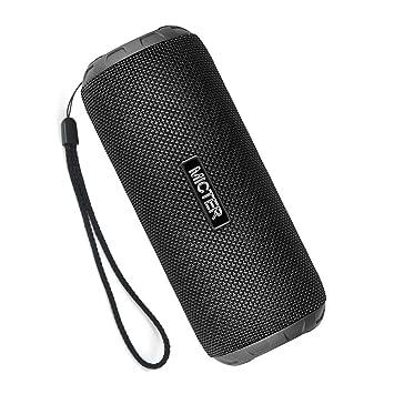 Amazon. Com: outdoor wireless speakers micter ipx6 waterproof 12w.