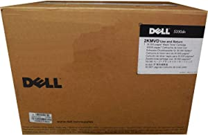 Dell 2KMVD Toner Cartridge 5350dn Laser Printers