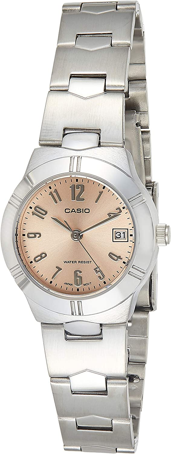 Casio General Ladies Watches Metal Fashion LTP-1241D-4A3DF – WW