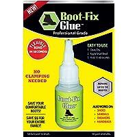 Boot-Fix Zapato Pegamento: instantáneo Pegamento Profesional para reparación