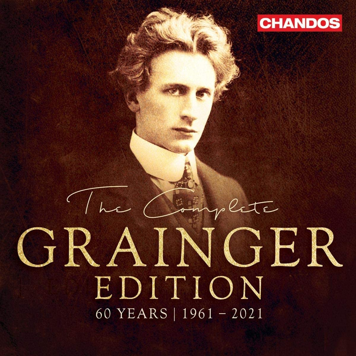 GRAINGER: THE COMPLETE EDITION 60 YEARS (1961-2021) - BOX SET 21 CD