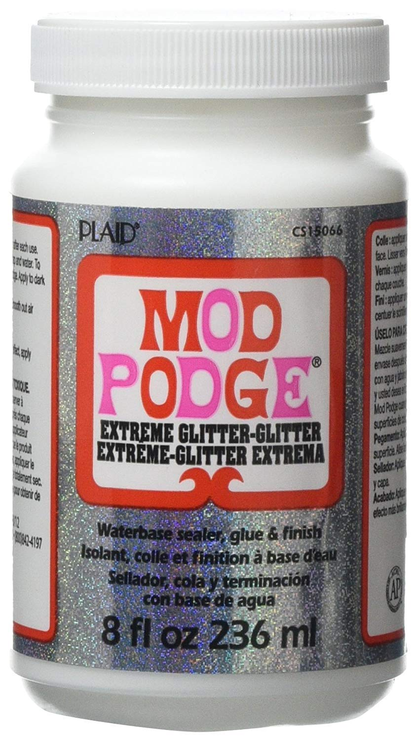 Mod Podge CS15066 Extreme Glitter 8 Oz (2 Pack)