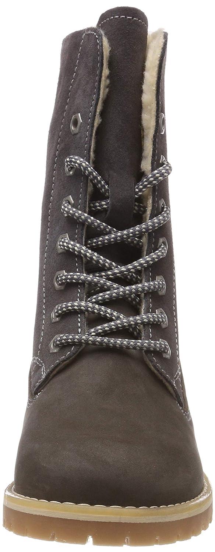 Tamaris Damen 26443-21 Combat Stiefel Grau 214) (Anthracite 214) Grau 6b0b5e