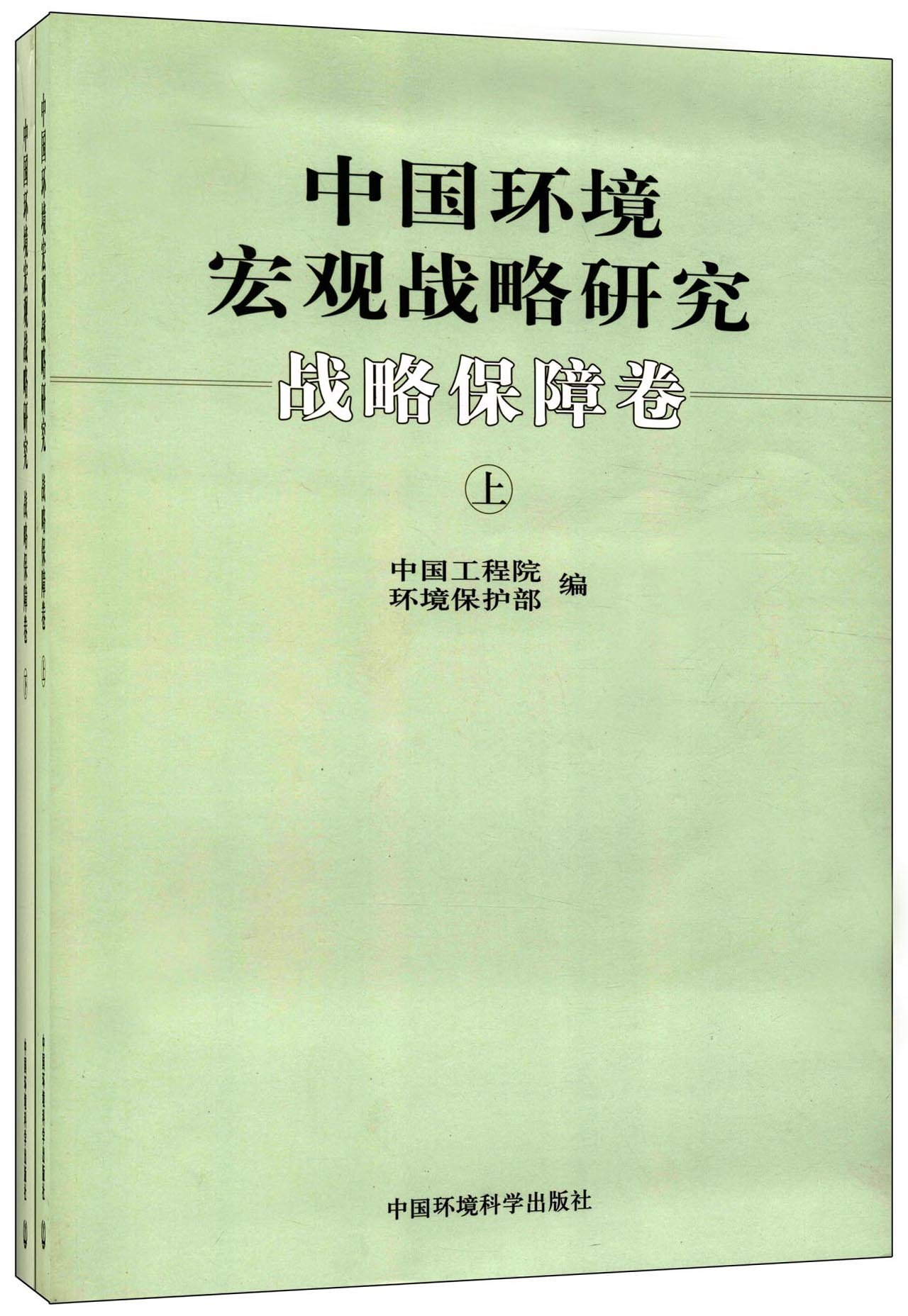 Chinese environmental macro strategy research (Strategic Security Volume) (Set 2 Volumes)(Chinese Edition) PDF