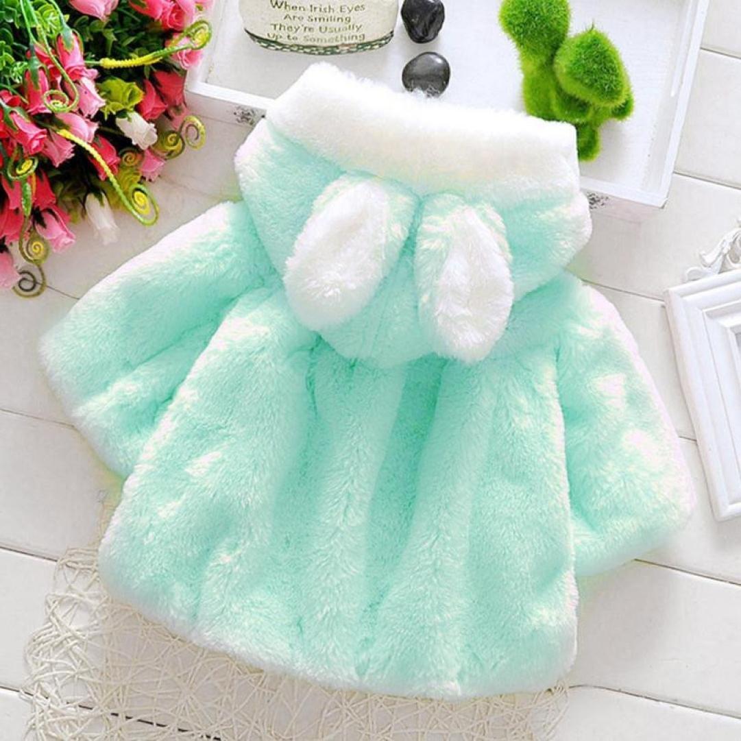 ღ UOMOGO Royal Neonato Bambina Manica Lunghe Cappuccio Vestiti cappotto floreale Top Felpa /& Pantaloni Due Pezzi Suit 6-24 Mesi 70-100 cm