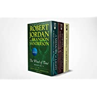 Wheel of Time Premium Boxed Set V: Book Thirteen: Towers of Midnight, Book Fourteen: A Memory of Light, Prequel: New…