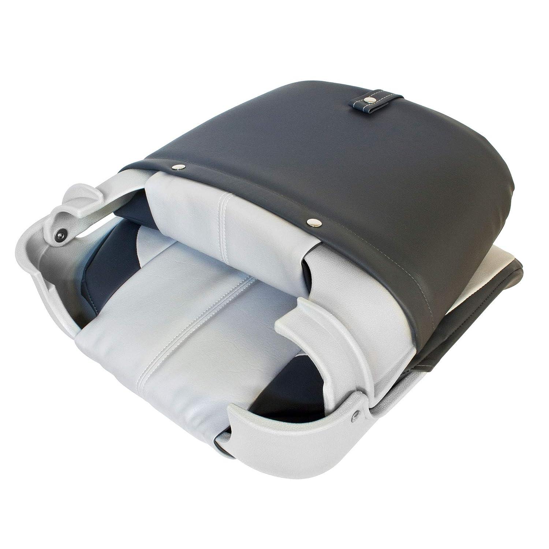 Waterside/Luxus High Back Bootssitz Comfort Plus 76225GBC Boat Seat
