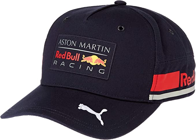 Red Bull Racing Official Teamline Hat Blau Unisex One Size Kappe Aston Martin Formula 1 Team Original Bekleidung Merchandise Amazon De Bekleidung