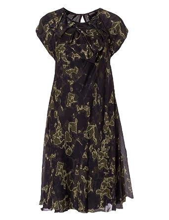 Kleid aus 100 seide