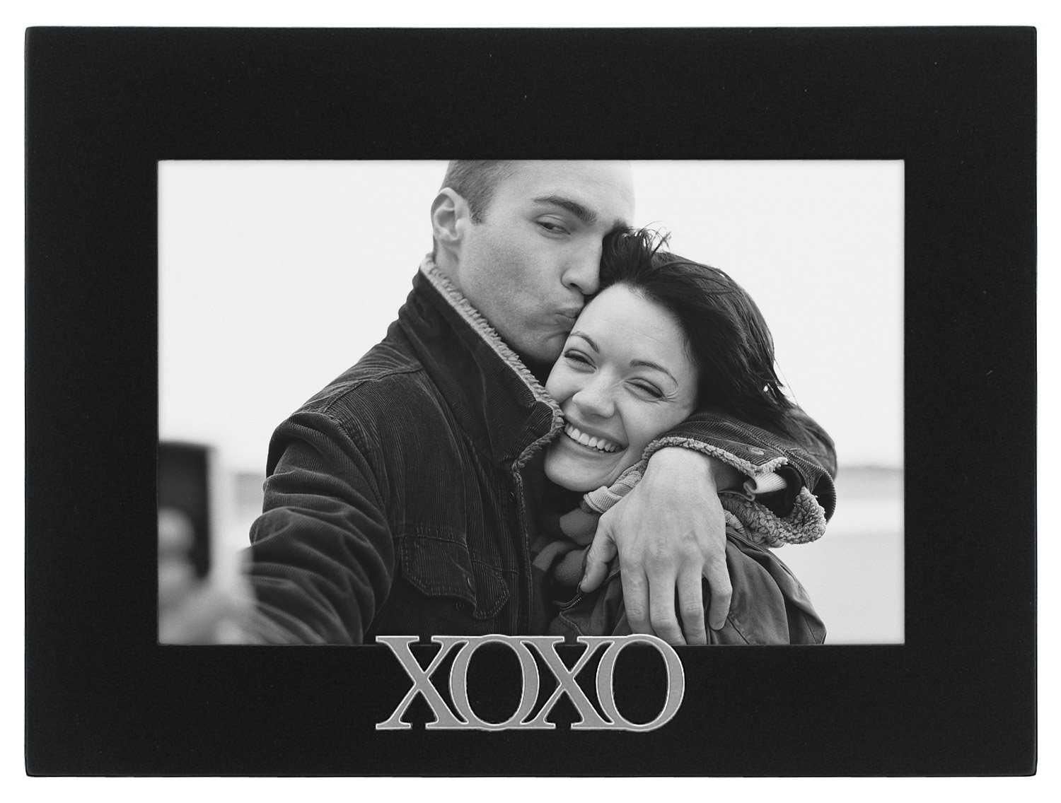 Amazon.com - Malden XOXO Expressions Frame, 4 by 6-Inch - Single Frames