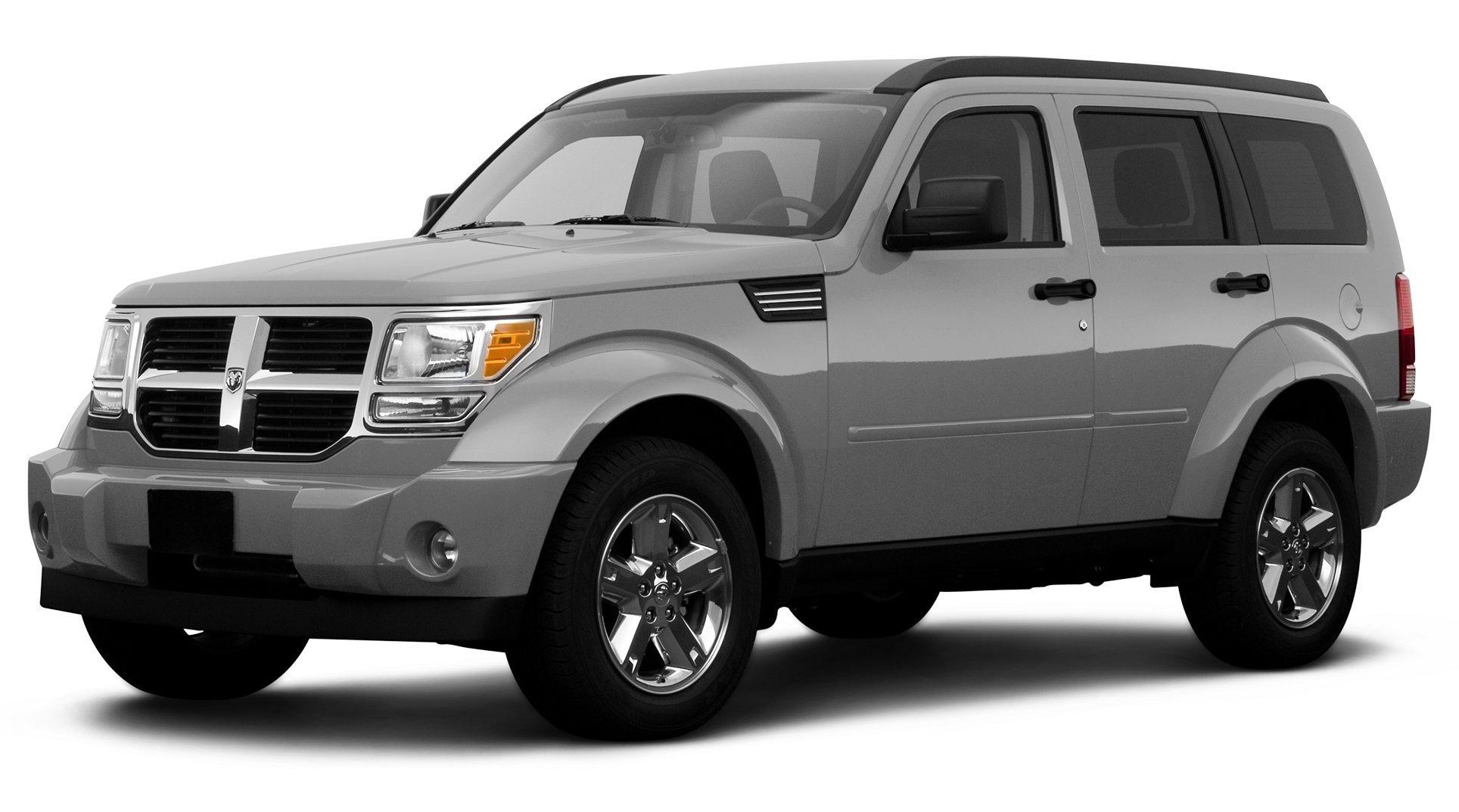 Amazon 2008 dodge nitro reviews images and specs vehicles 2008 dodge nitro rt 2 wheel drive 4 door sciox Choice Image