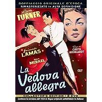 La Vedova Allegra (1934 E 1952)