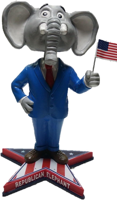 Election Political Democratic Donkey Limited Edition Political Bobblehead Presidential Convention Memorabilia