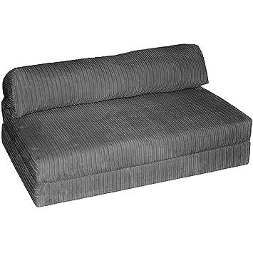 Strange Gilda Futon Z Double Adult Sofa Bed Jazz Cushion Deluxe Jumbo Cord Fabric Fold Out Mattress Fabric Bounce Back Fibre Blocks Premium Block Work Machost Co Dining Chair Design Ideas Machostcouk