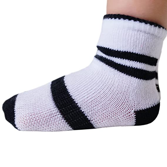 JHosiery Calcetines bebés niño costura plana para pies sensibles ...