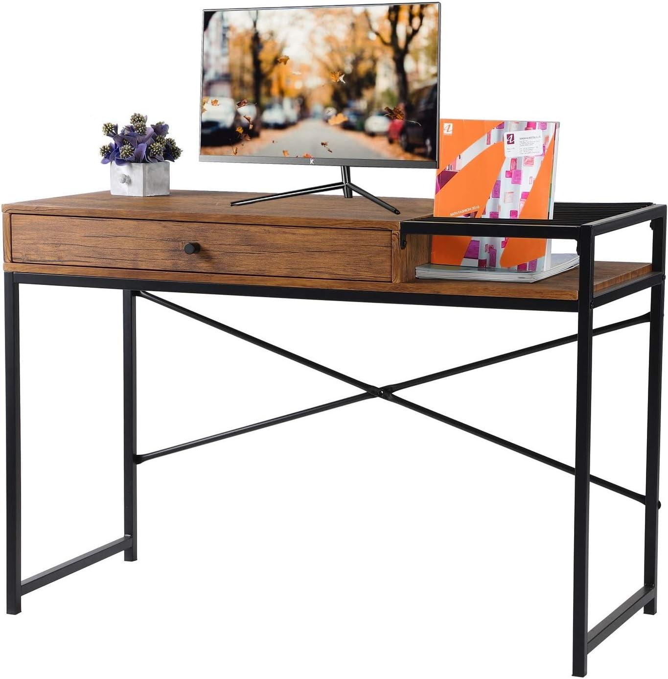 Grepatio 43.3″ Computer Desk