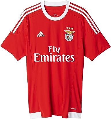 Adidas Men S Sport Lisboa E Benfica H Football Shirt Men Trikot Slb H Jersey Amazon Co Uk Clothing
